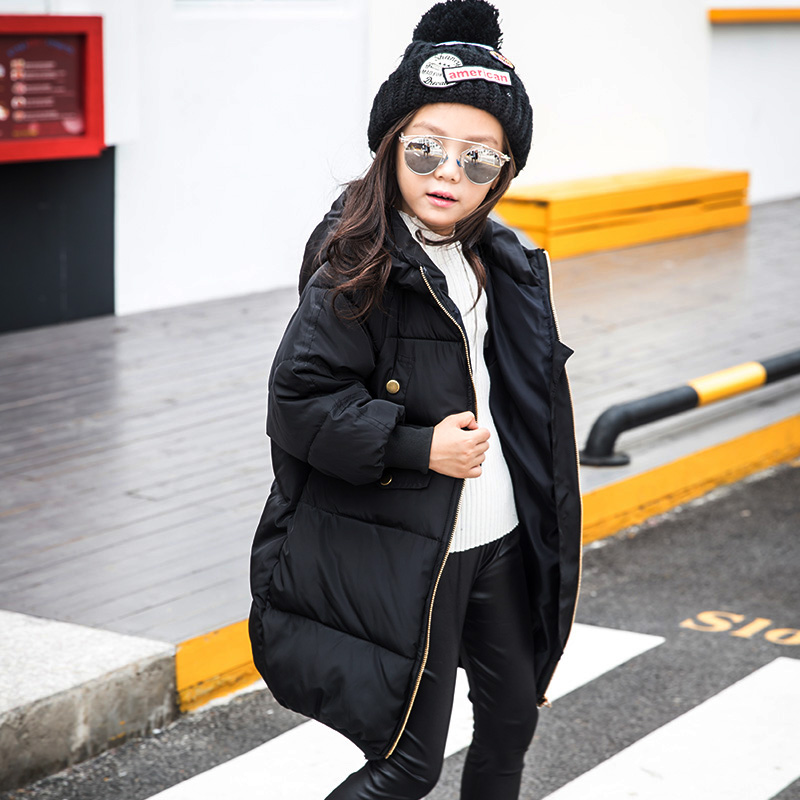 girls Russian winter Coat 3-9 years old kids hood jacket childrens parkas thickening fashion Zipper windproof and waterproofgirls Russian winter Coat 3-9 years old kids hood jacket childrens parkas thickening fashion Zipper windproof and waterproof