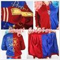 Suicide Squad Batman Harley Quinn Coat Jacket Cosplay Costume