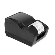 58MM mini line thermal cheap printers portable restaurant bill kitchen cashier printers high speed low noise printer
