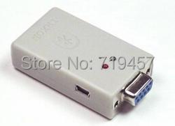 Бесплатная доставка Мужской RS-232 Serial Port Bluetooth адаптер