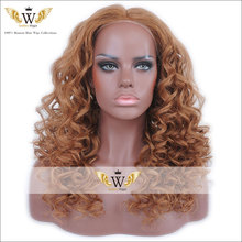 7A 130 Density Brazilian Virgin hair Mira Curly Full Lace Human Hair Wigs Glueless Lace Front Human Hair Wigs With Baby Hair