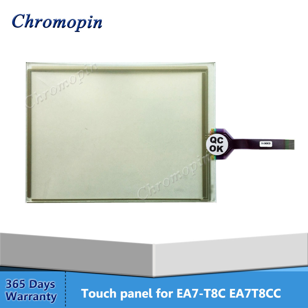 Brand new and original Touch panel for KOYO EA7-T8C EA7T8CC EA7-T8C-C EA7-T8CL костюм спортивный ea7 ea7 ea002emjxr01