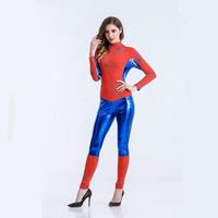 Sexy Spider Women Costume Halloween Costumes Women Fantasia Spiderman Costume Adult Carnival Clothes Jumpsuits