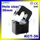 Split Core Current transformer AC Current Sensor KCT-36 clamp on current transformer