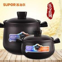 Casserole pottery casserole high-temperature open-fire casserole new pottery health casserole soup pot stew pot porridge цена