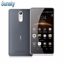 Leagoo m8 5.7 дюймов ips 1280*720 p android 6.0 3 г смартфон mkt6580 2 ГБ ram 16 ГБ rom быстрая зарядка touch id 13.0mp мобильного телефона