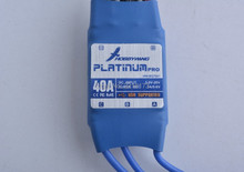 100% Original authentic HobbyWing PLATINUM 40A PRO Platinum-40A-PRO For 450 RC Helicopter F450 F550