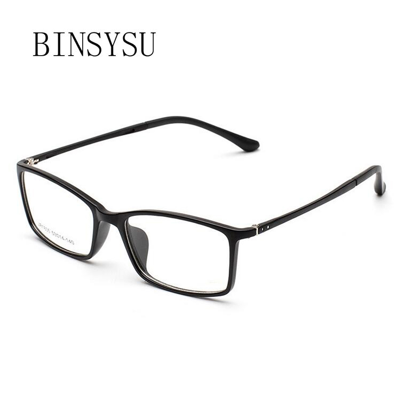 Glasses Frames With Plain Glass : Fashion Men PC Lenses Sports Eyeglasses Frames Eyewear ...