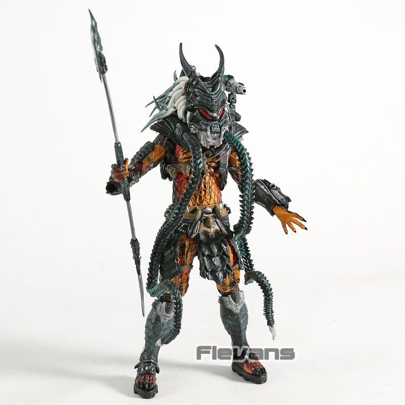Image 4 - NECA Predator Clan Leader Dexlue Ver. Ultimate Action Figure Collectible Model ToyAction & Toy Figures   -