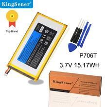 KingSener P706T Tablet Battery for DELL Venue 7 3730 Venue 8 3830 T02D T01C T02D002 T02D001 0CJP38 02PDJW 3.7v 15.17wh