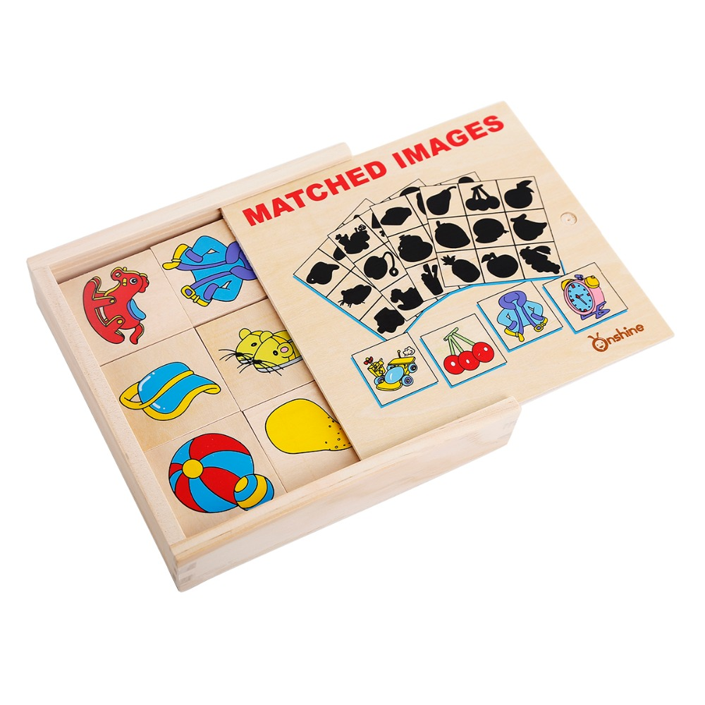 Juguetes Para Niños Juego De Mesa Memoria Formación Maquillaje Bebé  Educación Infantil Iluminación Cognitiva Juguetes De Madera