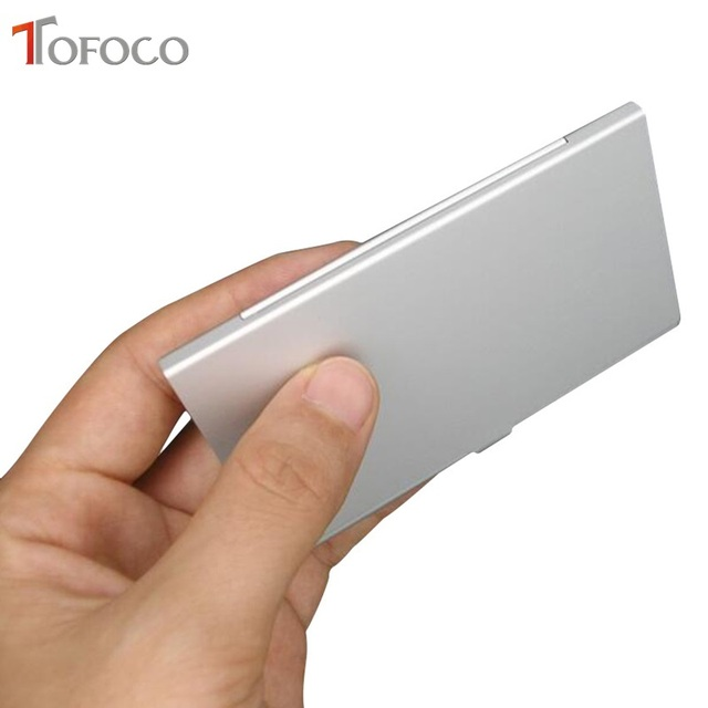 High Quality 8 in 1 Portable Aluminum Micro For TF SD SDHC TF MS Memory Card Storage Case Protector Holder SIM Card Accessories 3