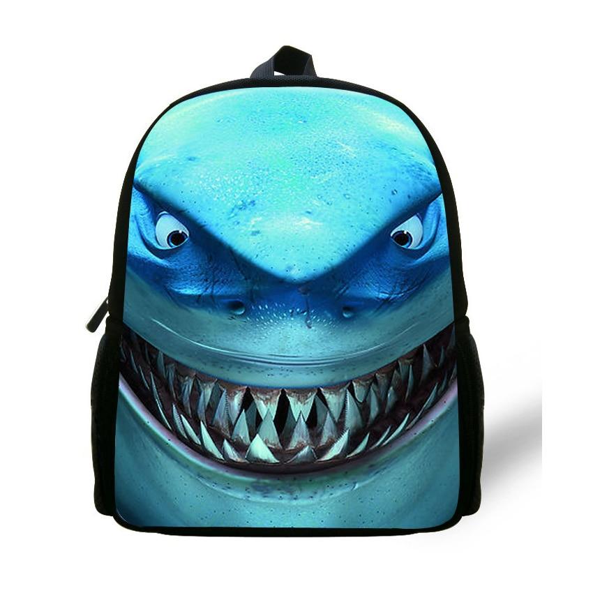 Popular Shark Backpack-Buy Cheap Shark Backpack lots from China ...