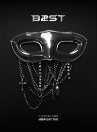 BEAST B2ST 5TH MINI ALBUM - MIDNIGHT SUN RELEASE DATE 2012-07-24 KPOP