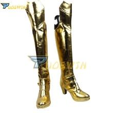 Số Phận ở lại Đêm Fate/Extra CCC Saber Nero Cosplay Giày Tự Làm Giày