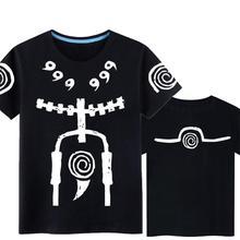 NARUTO Uzumaki Loose Cotton T-shirt (7 styles)