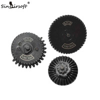 SHS 100 300 Reinforcement Helical Super Torque Gear Set For Airsoft AEG Gearbox Hunting Accessories