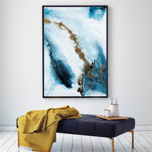 Abstract Wall Art Canvas Painting Modern Minimalist Posters and Prints Nordic Wall Pictures for Living Room Home Decor(China)