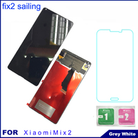 100 Tested 5 99 Replacement Parts For Xiaomi Mix 2 LCD Display MIX2 Touch Screen Digitizer