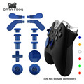 For Xbox One Elite Wireless Controller 14 pcs Metal Replacement Thumbsticks Joystick Caps Paddle Dpad For XBOX One Elite Gamepad