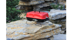 Oven  electric baking pan outdoor barbecue oven portable kebab grill electric mechanical grill BBQ Medium