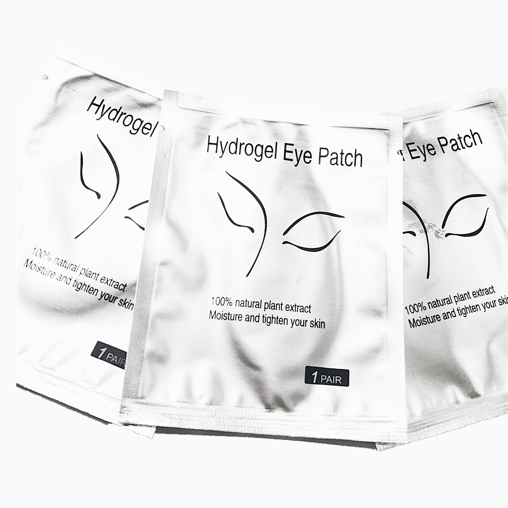 1 Sets 50 Pairs Eye Patch Wholesale Price High Quality Eye Pads For Individual Eyelash Extension Hot Selling Patch Free Shipping