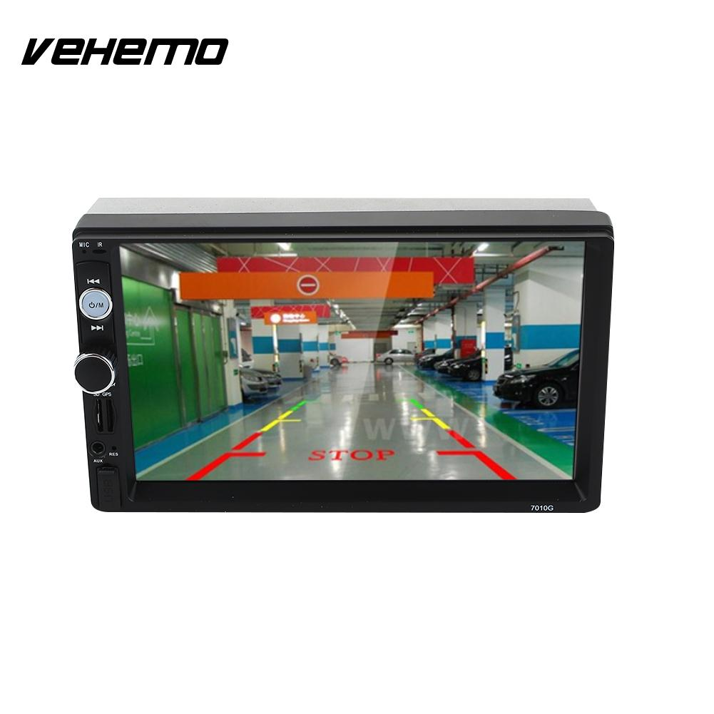 Vehemo GPS Navigation Function Car MP5 Player Audio Multimedia Player Flexible Automobile Video Player Support TF Card Smart vehemo gps navigation function audio car mp5 player mp5 video player flexible multimedia player automobile