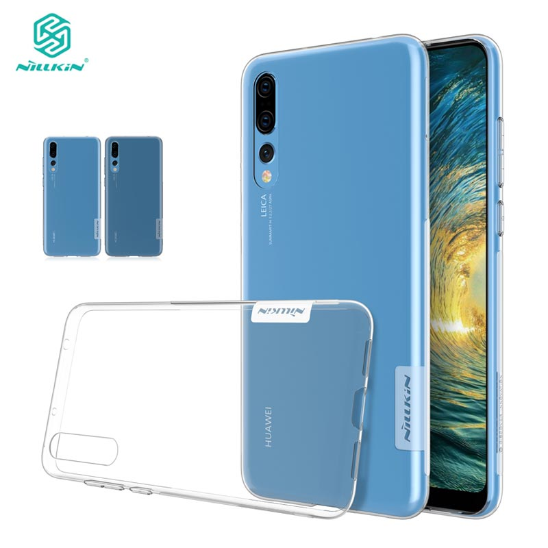 Huawei P20 Pro Case Cover Nillkin Nature Series Transparent Clear Soft TPU Case for Huawei P20 Pro PlusHuawei P20 Pro Case Cover Nillkin Nature Series Transparent Clear Soft TPU Case for Huawei P20 Pro Plus