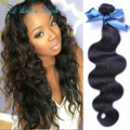 Free Shipping 3 Bundles 8A Peruvian Virgin Hair Body Wave 100% Unprocessed Virgin Human Hair Extension Cheveux Humain pelo human