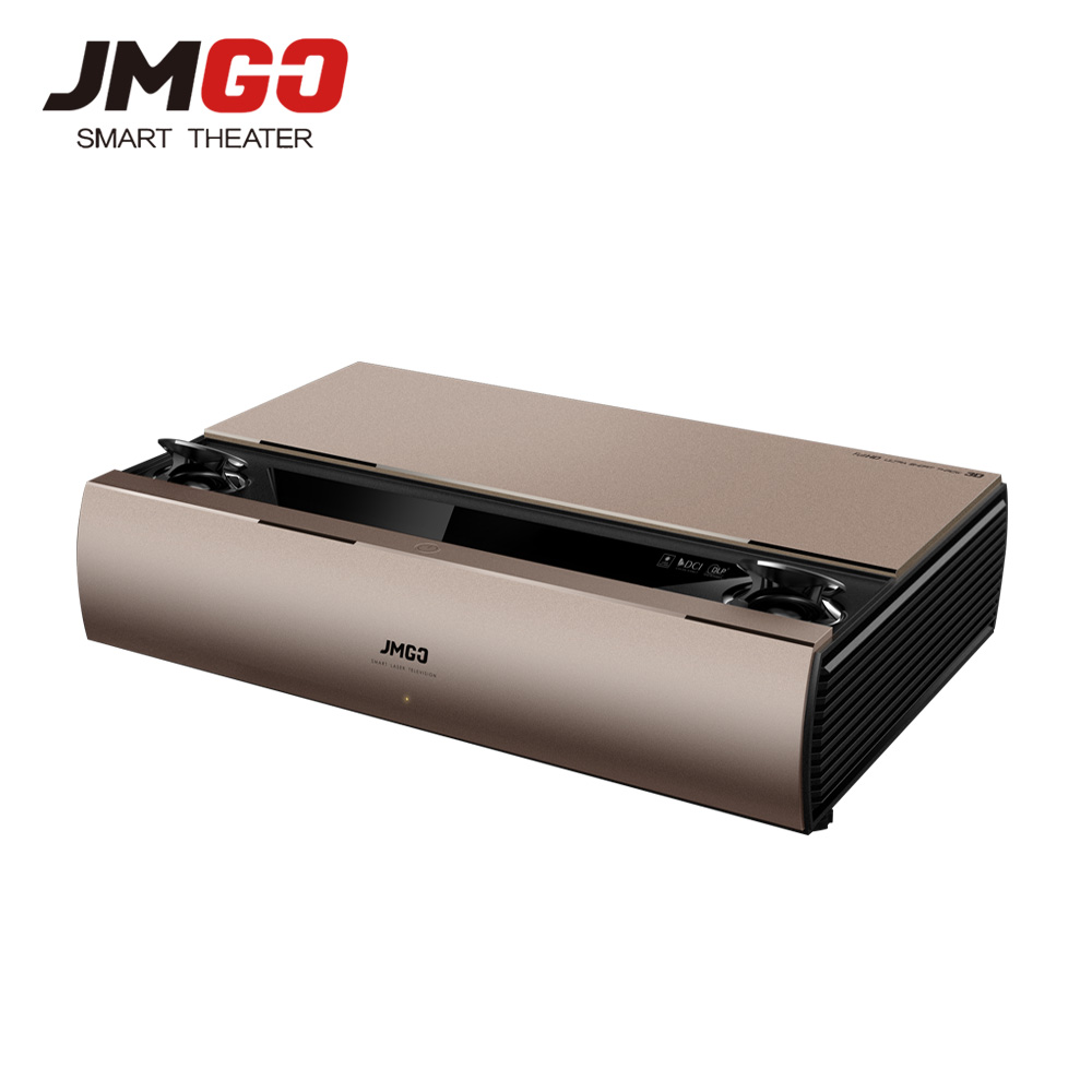 JMGO SA Laser font b Projector b font 2200 ANSI Lumens 1920x1080 Full HD Android WIFI