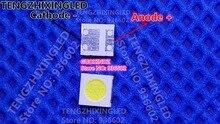 Luz de fondo LED UNI de alta potencia LED 2 W 6 V 3535 135LM luz de fondo blanca fría LCD para la aplicación de TV