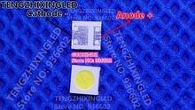 UNI LED Backlight High Power LED 2 W 6 V 3535 135LM Koel wit LCD Backlight voor TV TV Toepassing