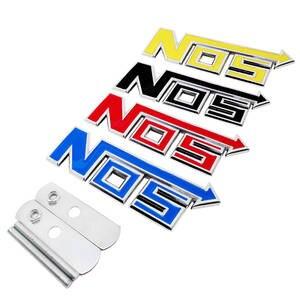 For NOS Logo BMW Nissan Abarth Audi Alfa Romeo Mercedes Benz Honda Mitsubishi