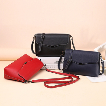 Joyir gnuine leather women's shoulder bags fashion contracted woman messenger bags casual high quality shoulder bag women
