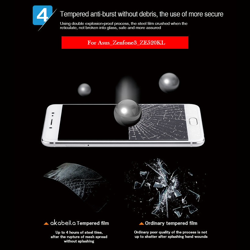 Clear Screen Protective Tempered Glass For Doogee V VE Screen Protector Film 3