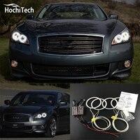 HochiTech Ccfl Angel Eyes Kit White 6000k Ccfl Halo Rings Headlight For Infiniti M Series Q70