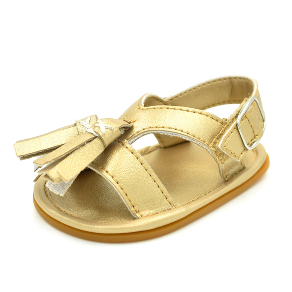 10 Colors New arrived Tassels Hot sale Pu leather Baby moccasins child Summer girls Boys shoes Sneakers Infant sandals 0-18 M