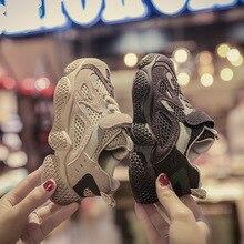 Children Sneaker Girls Kids Casual Shoes 2019 boys Sports Ca