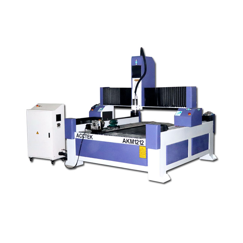 1212 Cnc Rack&gear Transmission Cnc Wood Router Machinery With DSP Controller And Rotary Axis For Furniture Industry