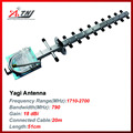 De alta ganancia de la Antena yagi exterior Para DCS 3G 1700 MHZ + 2200 MHZ Teléfono Móvil Amplificador de Señal