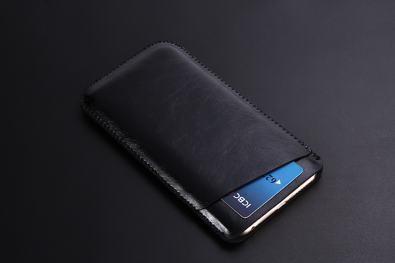 """For Elephone A4 5.85"""" Microfiber Leather Sleeve Case Pouch Phone Bag Cover with card slot For Elephone A4"""