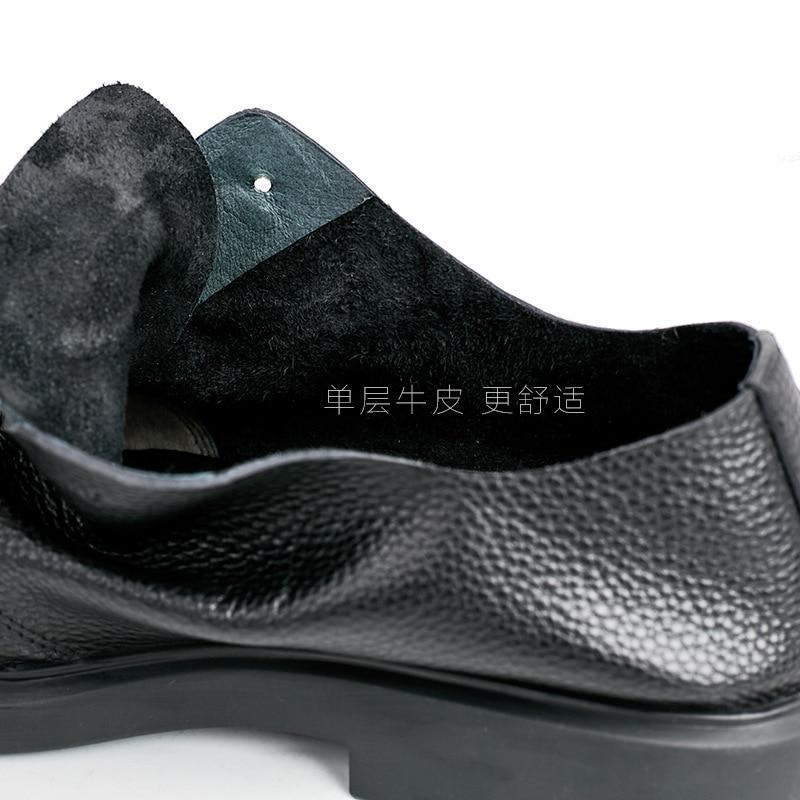 Do Couro Homens Negócios Genuíno Grife Vestido Da De Sapatos Alta Dos Qualidade Primavera Lace up Outono Forma q1rSwqv