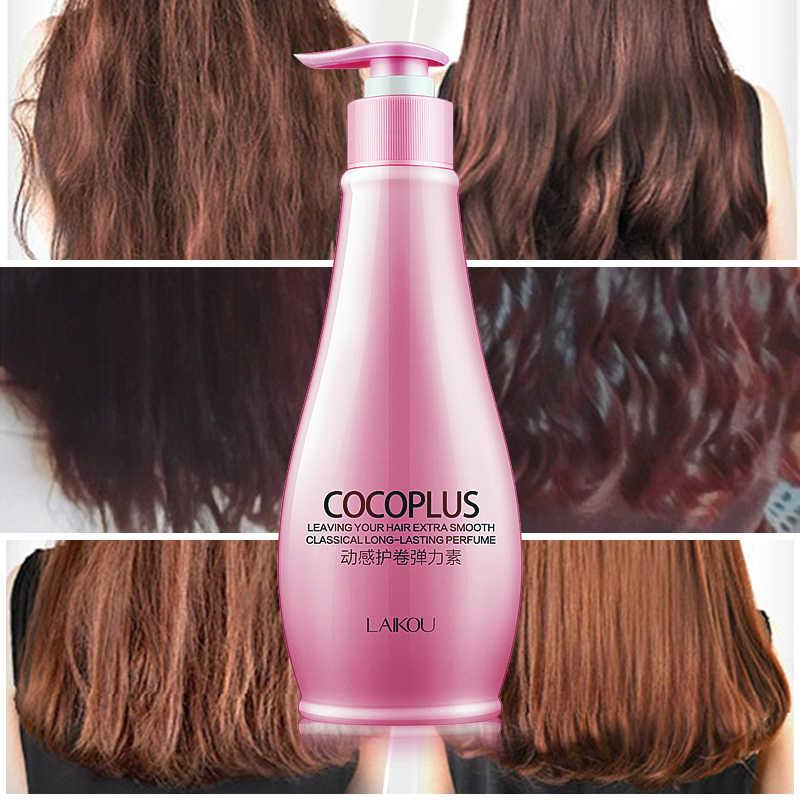 Laikou fragrância spa hidratante retenção proteger cachos duradouros estereótipos estilo do cabelo cachos dedicado elast elemento elastina