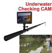 3MP HD Underwater Inspection Camera System cctv camera mini inspection camera DVR system underwater suspect checking camera