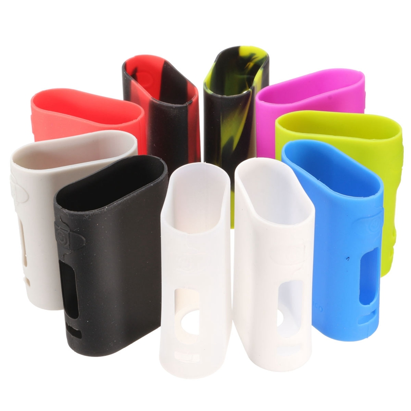 Silicone Case Sleeve for iStick PICO 75W TC Box Temperature Control Vaporizer Silica Gel Sleeve Electronic