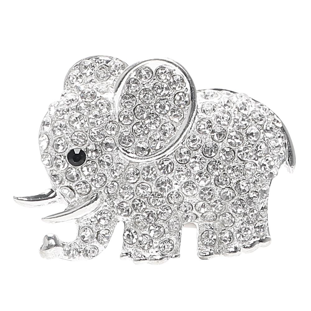 LEEPEE Air Freshener Diamond Crystal Fragrance Air Outlet Clip Elephant Car Perfume Car-styling Auto Decoration