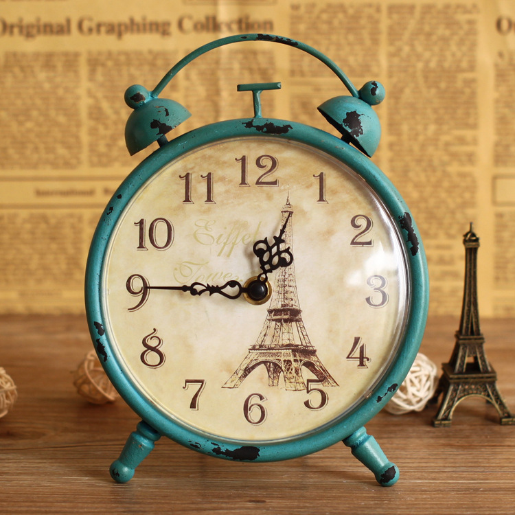 Like this Alarm clock vintage mistaken