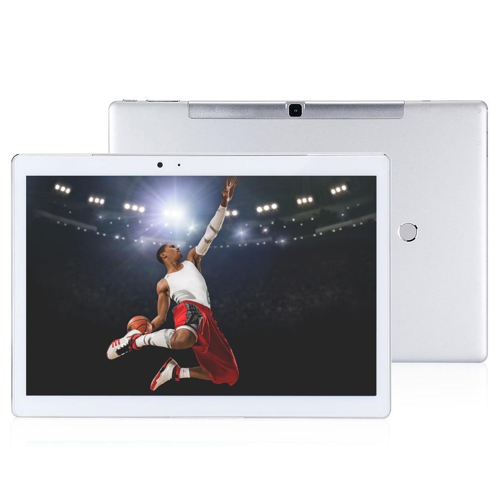 Teclast T10 Hexa Core Tablet PC 10.1'' IPS 2560*1600 Android 7.0 Phablet MT8176 2.1GHz 4GB LPDDR3 64GB eMMC 8.0MP+13.0 MP HDMI new arrives teclast x98 air ii quad core 9 7inch tablet pc z3736f 2g lpddr3 32g emmc 2048x1536 hdmi