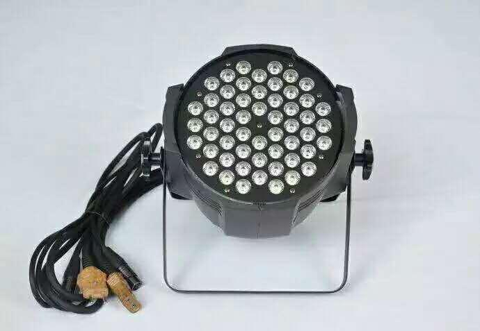 54*1W RGBW LED par CAN LIGHTING for STUDIO club party stage KTV dance bar liminaires theatre cyclorama illuminacion lighting|rgbw led par|rgbw led|led par light - title=