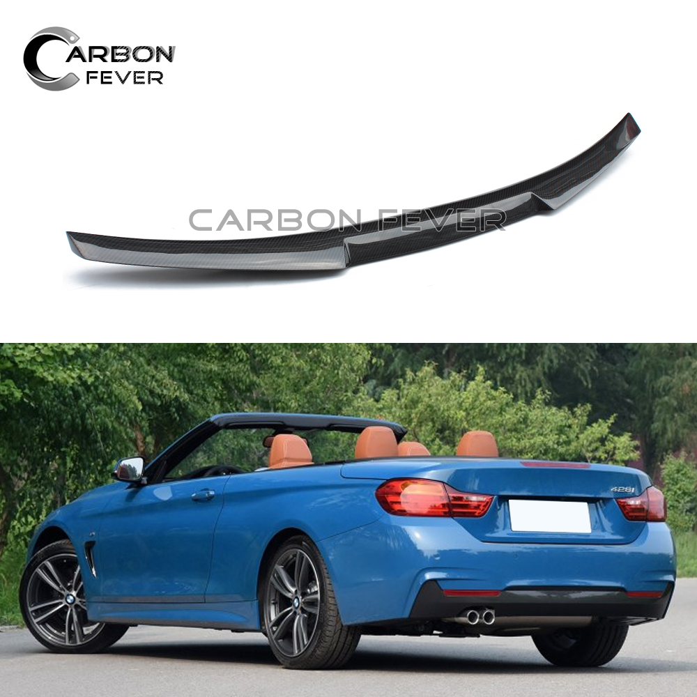 Rear Trunk Spoilers For BMW F33 Convertible 4 Series 420i